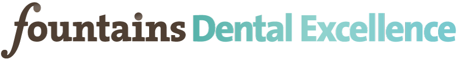 Fountains Dental Excellence Retina Logo