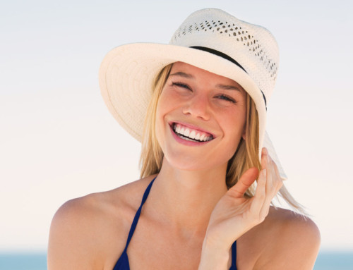 Keep Your Teeth Happy & Healthy This Summer