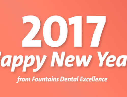 Farewell to 2016 & A Sincere Thank You to Our Patients
